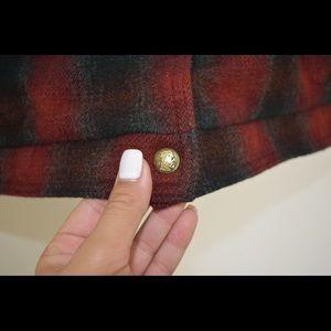 Woolrich Jackets & Coats - WoolRich Vintage Flannel jacket Boys large